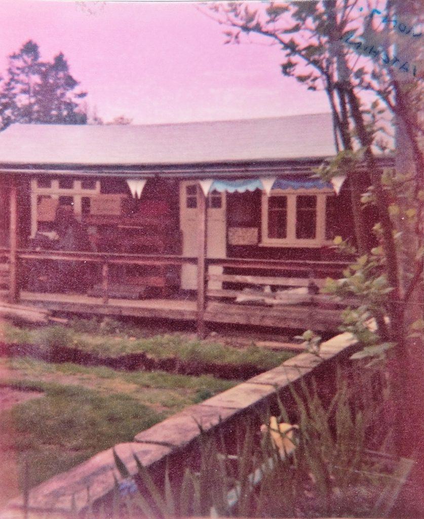 Burnham Target Shooting Club Clubhouse Pavilion 1950's
